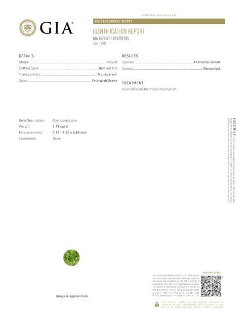1209292705.jpg?auto=format&ixlib=php 3.3 - 1.79ct Forest Green Demantoid Garnet stone 7mm