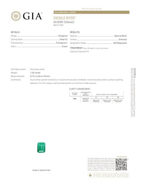 2226045452.jpg?auto=format&ixlib=php 3.3 - 1.63ct Green Columbian Emerald stone 8x6mm
