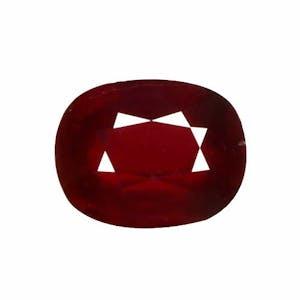 A76-51 : 4.05ct Ruby