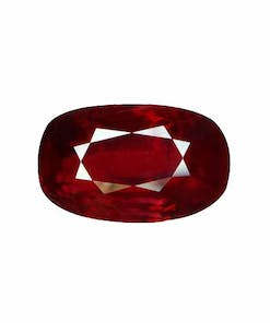 AG76-62 : 5.00ct Ruby