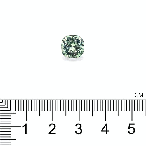 AL0055 : 3.41ct Color Change Green Alexandrite – 8mm