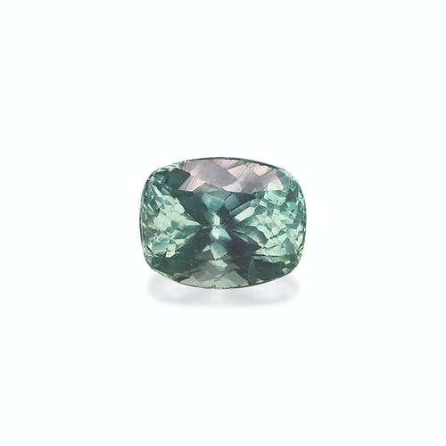 AL0058 : 3.21ct Color Change Intense Bluish Green Alexandrite – 9x7mm