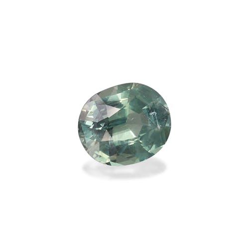 AL0066 : 3.20ct Color Change Cotton Green Alexandrite –