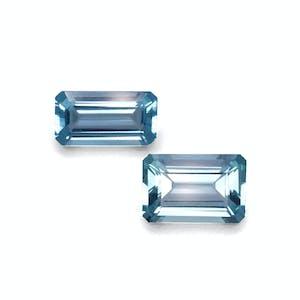 AQ0209 : 11.07ct Ice Blue Aquamarine