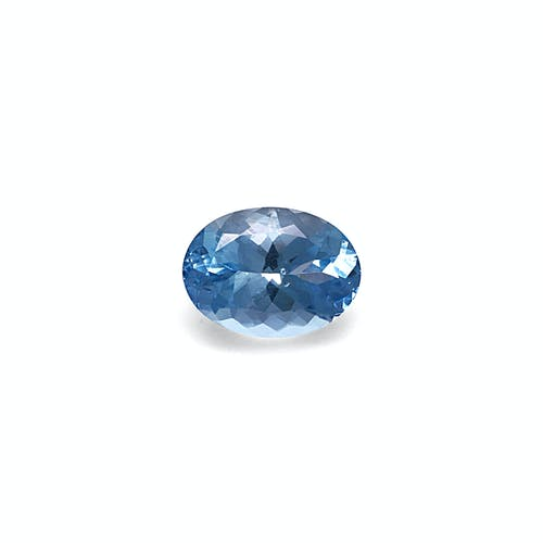 AQ0367 : 7.24ct Ice Blue Aquamarine
