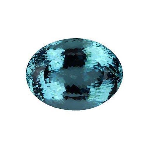 AQ0465 : 273.62ct Aquamarine
