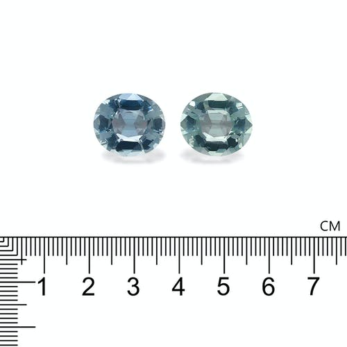 AQ0639 : 19.87ct Seafoam Green Aquamarine