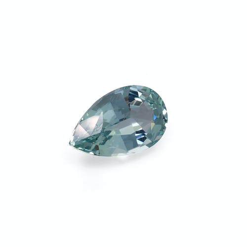 AQ0706 : 18.52ct Seafoam Green Aquamarine