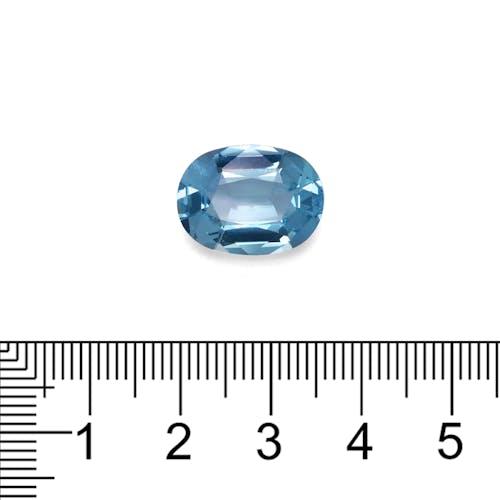 AQ0726 : 7.90ct Aquamarine Scale Image