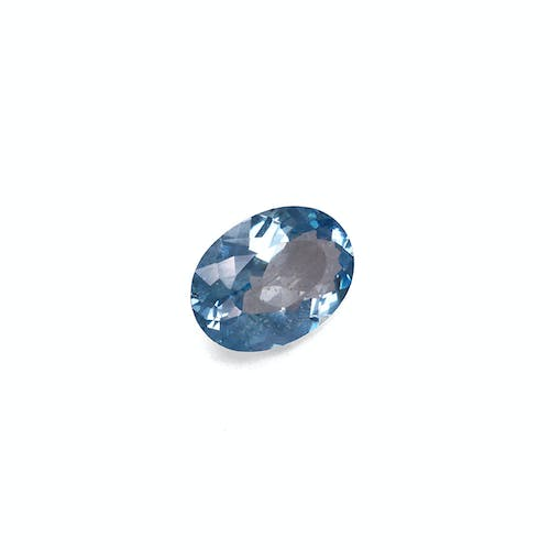 AQ0743 : 3.73ct Ice Blue Aquamarine