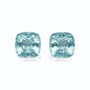 AQ0991 : 38.84ct  Aquamarine – 16mm Pair