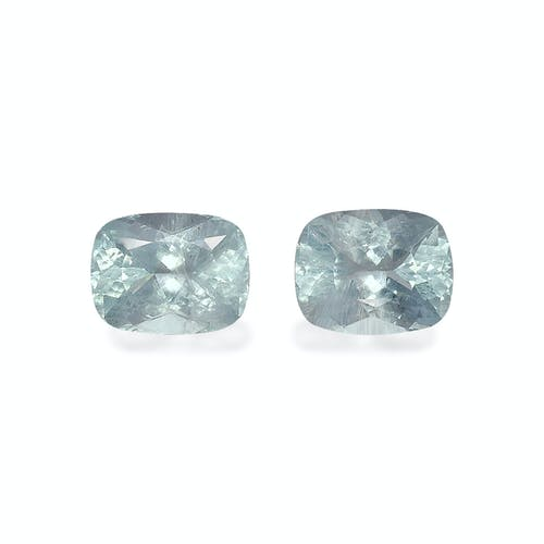 AQ1019 : 5.75ct  Aquamarine – Pair