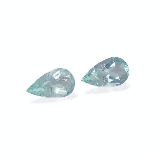 AQ1025 : 6.49ct  Aquamarine – Pair