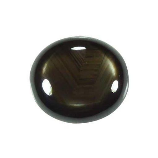 BL0033 : 52.37ct Black Star Sapphire