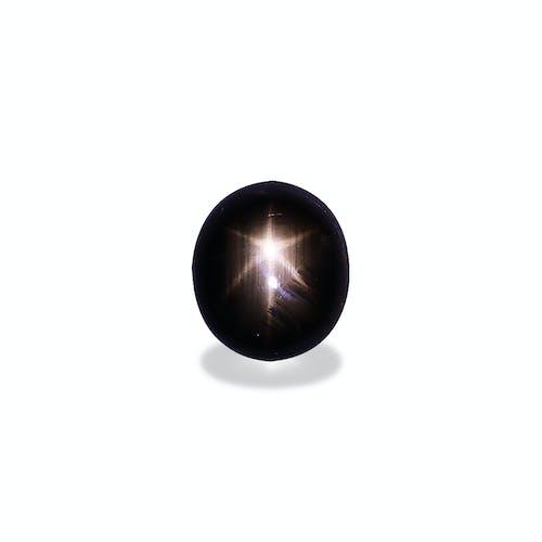 BL0043 : 20.65ct Black Star Sapphire – 15x13mm