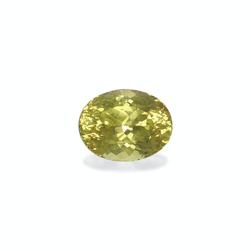 CB0101 : 3.68ct Lemon Yellow Chrysoberyl – 9x7mm