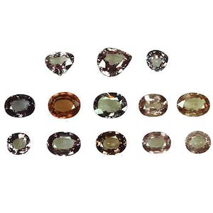 CG0027 : 2.69ct Colour Change Garnet