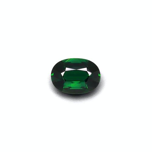 CT0095 : 5.30ct Basil Green Chrome Tourmaline
