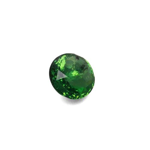 CT0104 1.jpg?auto=format&ixlib=php 3.3 - 2.49ct Vivid Green Chrome Tourmaline stone 8mm