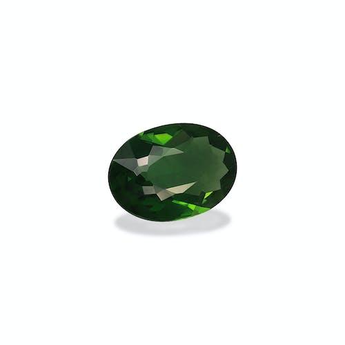 CT0318 : 0.68ct Basil Green Chrome Tourmaline – 7x5mm