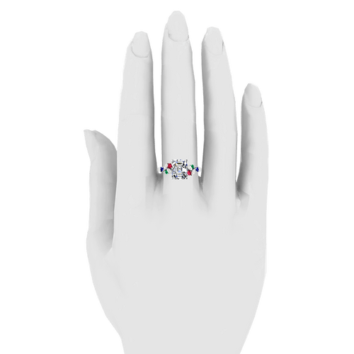 D0010 S Rectangular W 3 -