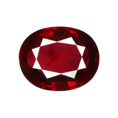D3-12 : 4.01ct Ruby