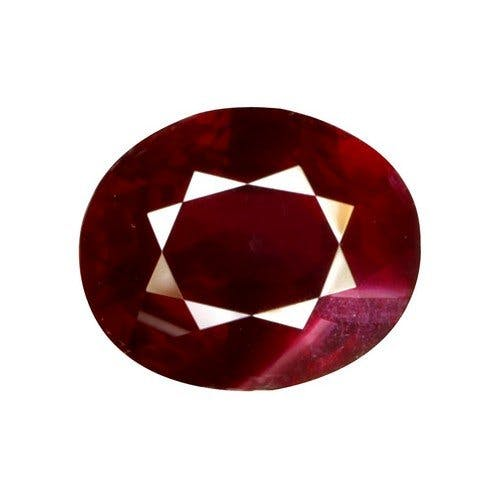 D4-28 : 5.03ct Ruby