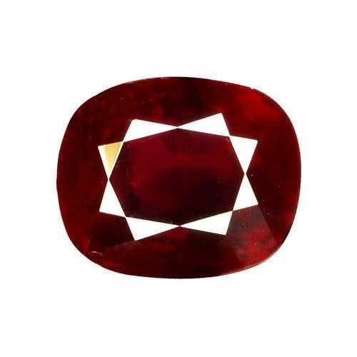 D5-06 : 6.03ct Ruby