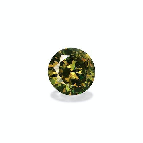 DG0013 1.jpg?auto=format&ixlib=php 3.3 - 7.42ct Forest Green Demantoid Garnet stone 12mm