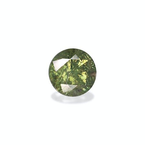 DG0056 1.jpg?auto=format&ixlib=php 3.3 - 1.39ct Pistachio Green Demantoid Garnet stone 6mm