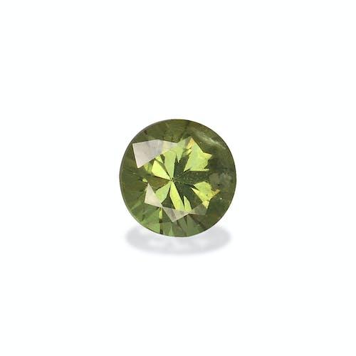 DG0057 1.jpg?auto=format&ixlib=php 3.3 - 1.15ct Olive Green Demantoid Garnet stone 6mm