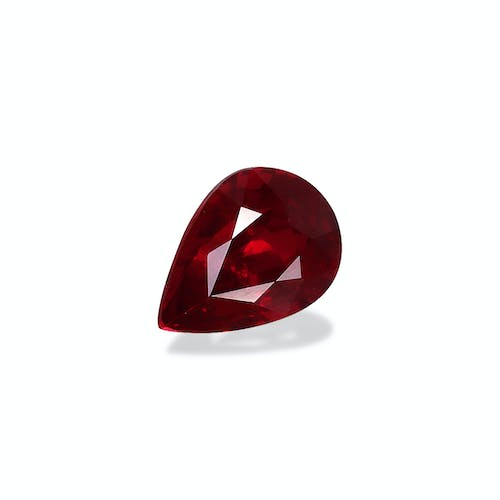 GBA-17 : 1.59ct Pigeons Blood Unheated Mozambique Ruby – 8x6mm