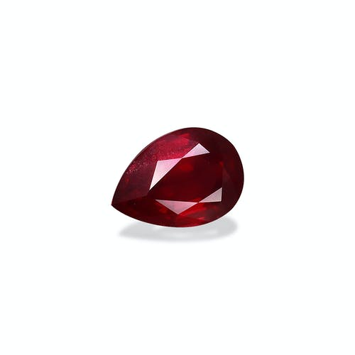 GBA-25 : 1.63ct Unheated Mozambique Ruby – 8x6mm