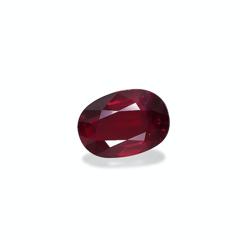 GBC-28 : 2.37ct Pigeons Blood Unheated Mozambique Ruby – 9x7mm
