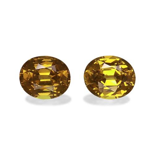 GG0029 : 4.43ct Golden Yellow Grossular Garnet – 11x9mm Pair