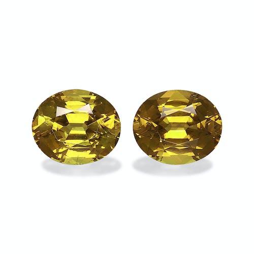 GG0031 : 4.34ct Golden Yellow Grossular Garnet – Pair