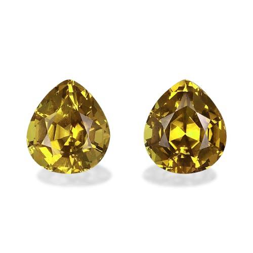 GG0045 : 4.47ct Golden Yellow Grossular Garnet – Pair