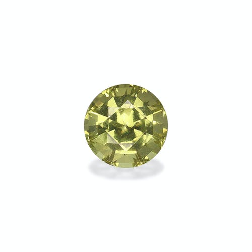 GG0059 : 3.27ct Lime Green Grossular Garnet – 8mm