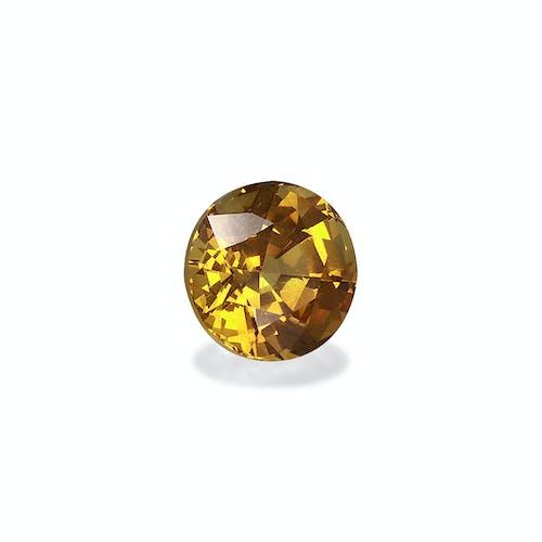 GG0062 : 2.74ct Golden Yellow Grossular Garnet – 8mm