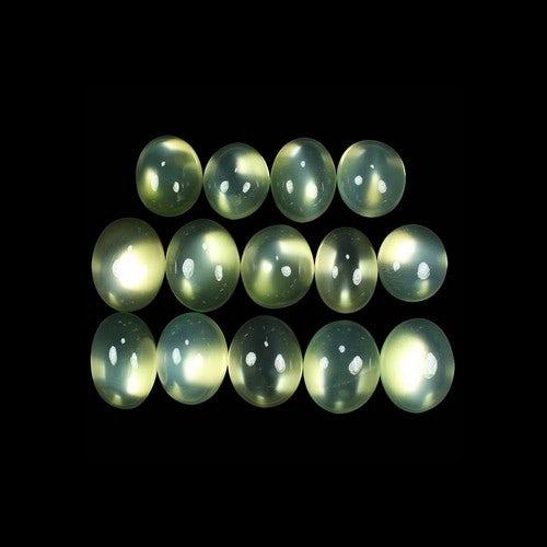GM0089 : 526.49ct Green Moon Stone
