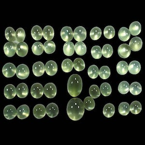 GM0143 : 758.73ct Green Moon Stone
