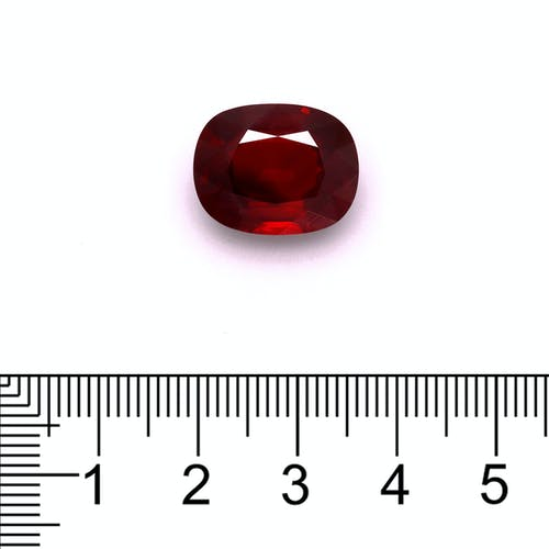MJ-01 : 15.56ct Pigeons Blood Mozambique Ruby