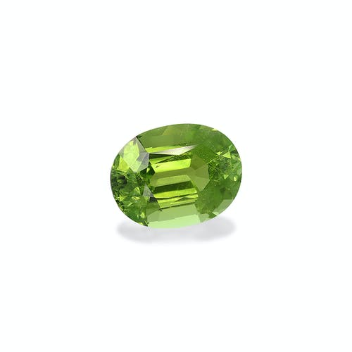 MZ0019 : 6.06ct Lime Green Cuprian Tourmaline