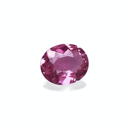MZ0185 : 4.03ct Pink Cuprian Tourmaline – 12x10mm