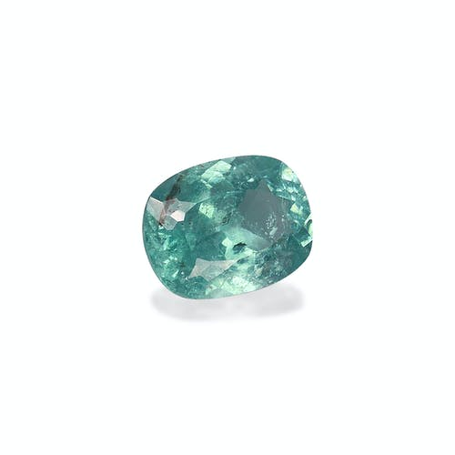 PA0530 : 1.77ct Teal Blue Paraiba – 9x7mm