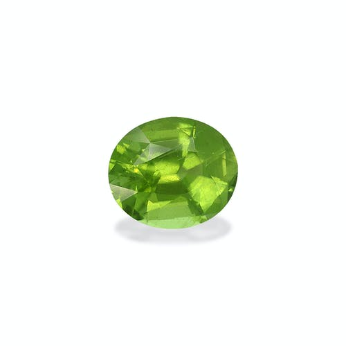 PD0038 : 6.74ct Lime Green Peridot – 13x11mm