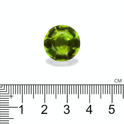 PD0040 : 13.29ct Forest Green Peridot – 16mm