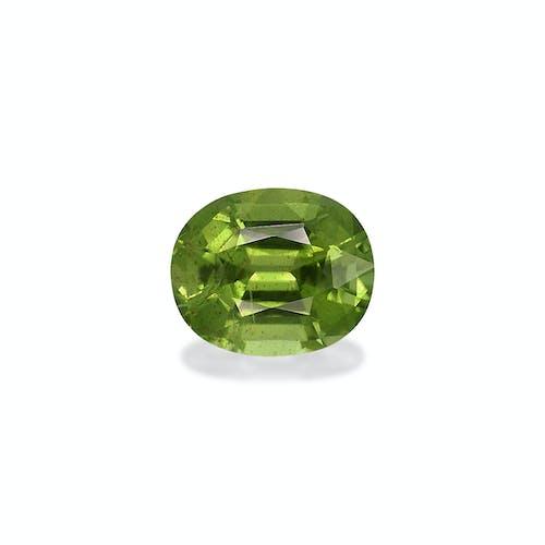 PD0118 : 4.47ct Pistachio Green Peridot – 11x9mm