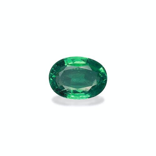 PG0001-16 : 1.40ct Green Emerald – 8x6mm
