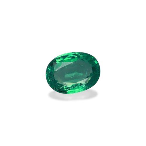 PG0001 16 1.jpg?auto=format&ixlib=php 3.3 - 1.40ct Green Zambian Emerald stone 8x6mm